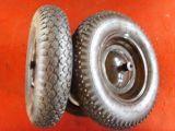 Roue/pneu/tube pneumatiques
