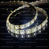 Luz de tiras bicolor flexible de la marca de fábrica LED DC12V SMD3528 Dimmable LED