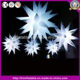 党イベント膨脹可能なLEDの軽く膨脹可能な空気星の気球