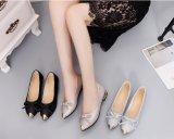 De nieuwe Schoenen van de Teen van de Dames van de Schoenen van Flast van de Vrouwen van het Ontwerp Cusp