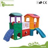 Jogos apto para a utilização do brinquedo dos miúdos, teatro do cedro, teatro plástico do brinquedo do miúdo do slider