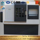 Novo tipo maquinaria do CNC para a máquina horizontal do torno do CNC da máquina do metal