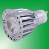 Dimmable 3*1w Spotlight (GU10/GU5.3)