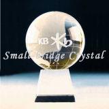Trofeo cristalino de la bola 3D (ND4007)