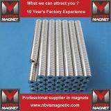 さまざまな形の強いAnti-Corrosionディスクのネオジムの磁石N35 N42