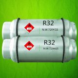 Gas Refrigerant R32 con DOT-39 Non-Refillable Steel Cylinder