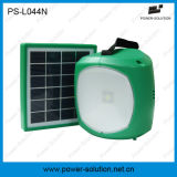 고품질 PS 044n 실내 & 옥외를 위한 USB 전화 충전기를 가진 휴대용 태양 손전등 건전지 수용량 2600mAh