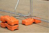 電流を通されたWeledオーストラリアの一時塀の携帯用に囲うこと
