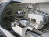 Torno de torneado del CNC del metal del CNC de Ck6140A del proceso del metal