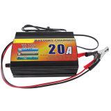 10A-30A 배터리 충전기 또는 알루미늄 덮개 건전지