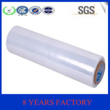 película de estiramento da alta qualidade 23mic LLDPE de 450mm