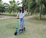 Koowheelのスマートな自己のはずみ車のフォールドの電気移動性の蹴りの電気スクーター