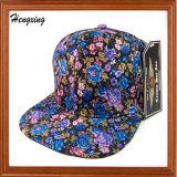 Флористические пустые шлемы Snapback изготовленный на заказ
