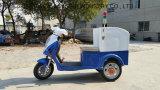 Trike eléctrico de la venta caliente para la colección de la carga o de la basura