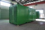 Generatore diesel insonorizzato di alta efficienza 140kw di Cummins