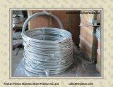 Pipe résistante de bobine de l'acier inoxydable 316 de température élevée de haute précision