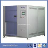 Appareil de contrôle de choc thermique de l'approvisionnement 3-Zone de Komeg