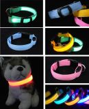 Collare di cane del LED, collare dell'animale domestico (SM-F-0133)