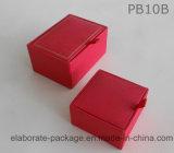 Rectángulo de empaquetado modificado para requisitos particulares colorido de la cartulina de la joyería