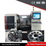 Máquina del arreglo de la rueda del equipo de la reparación de la aleación