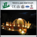 Giardino economico Decoration Fountain con Special Water Feature per Circle Pool