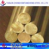 Barre en laiton de barre ronde de l'alliage de cuivre C28000/H62
