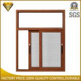 Изготовление сползая окна Foshan алюминиевое стеклянное с штаркой (JBD-S3)