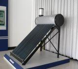 nicht druckbelüfteter Gefäß-Solar Energy Heißwasserbereiter des Vakuum300l