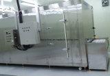 Congélateur chaud de courroie de réseau de tunnel de vente en Chine
