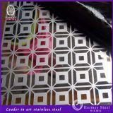 Heiße dekorative Edelstahl-Blätter des Verkaufs-304 hergestellt in China