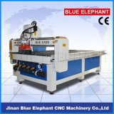 Máquina do torno do CNC de Ele1325p China para a madeira que cinzela o baixo router do CNC do ruído