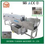 Wäsche und Waschmaschine für vertikale Glasunterlegscheibe