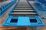 Rodillo ruso de la placa de material para techos que forma la máquina