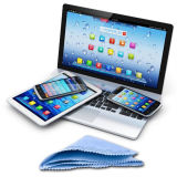 Microfiber Cloth per Phone Cleaning