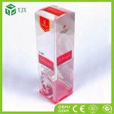 Коробка стекла вина подарка устранимой трудной красивейшей конструкции пластичная упаковывая