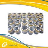 Aq, Bq, nq, QG, Pq a imbibé des morceaux de foret de faisceau de diamant