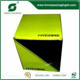 Caixa de papel cúbica