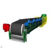 Машина для минирование, уголь ленточного транспортера, электростанция