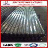 Mattonelle di tetto rivestite dello zinco dei fornitori dello strato del tetto della Cina