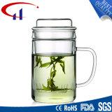 De Hittebestendige Theepot van uitstekende kwaliteit van het Glas Borosilicate (CHT8144)
