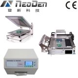 SMT Production Line Printer + P & P Machine + Reflow Oven
