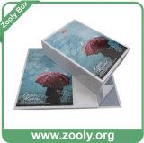 마분지 서류상 접히는 상자/겹 선물 상자/작은 Foldable 보석함