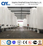 20m3 Low Pressure Industrial Cryogenic Liquid Oxygen Nitrogen Argon CO2 Water Storage Tank