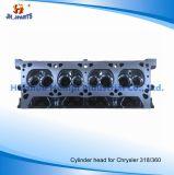 Cylindrée du moteur pour Chrysler 318/360 V8 698 L6