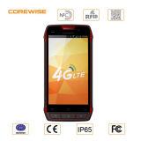 5 leitor sem contato Handheld áspero do Tag NFC do Android 6.0 RFID da polegada