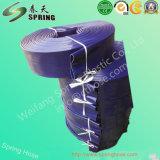 Boyau de PVC de Layflat pour l'irrigation de l'eau