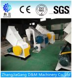 Máquina plástica do Shredder da única tubulação do PE do eixo