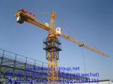 Tonelada da torre Crane-10 da cabeça de martelo