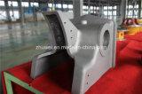 砂型で作る機械装置部品の金属製品の鉄