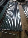 Tct0.13-0.45mm ha galvanizzato le mattonelle dell'onda e lo strato ondulato per le mattonelle di tetto